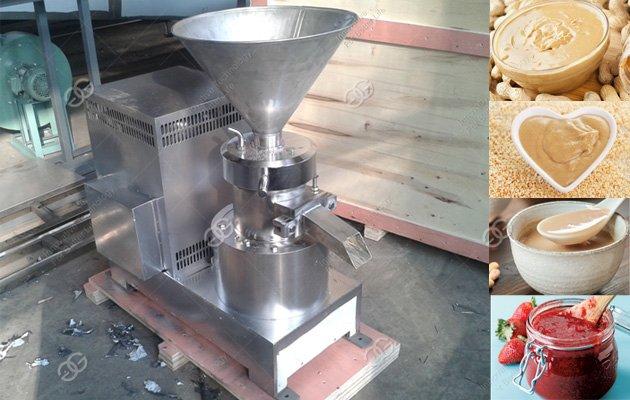 Sesame Butter Processing Machine Line